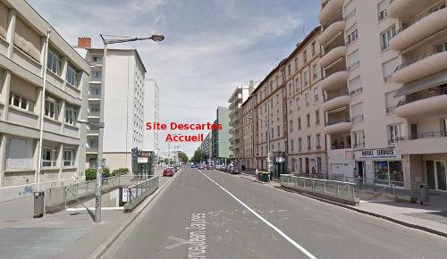 Venir au site Descartes - 0